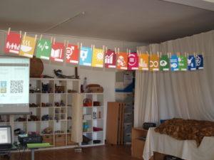 Die 17 Ziele für nachhaltige Entwicklung (SDGs)
